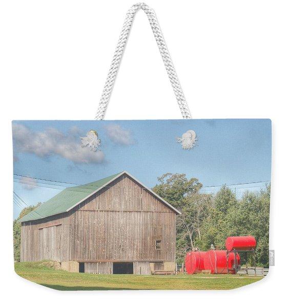 0021 - Kingston Road Grey I Weekender Tote Bag