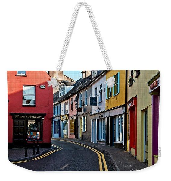 Kinsale Street Weekender Tote Bag