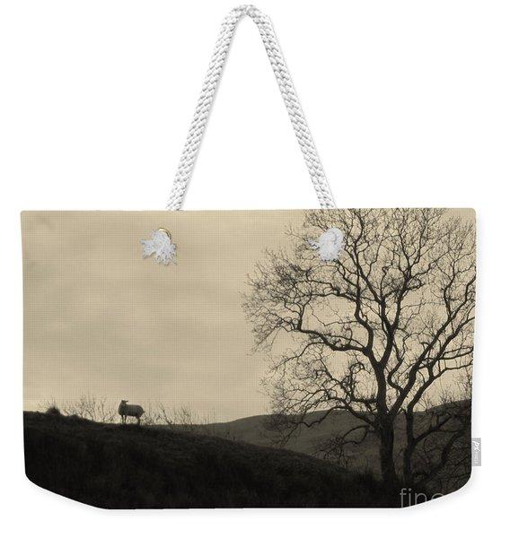 Kintyre  Plus Nine Weekender Tote Bag