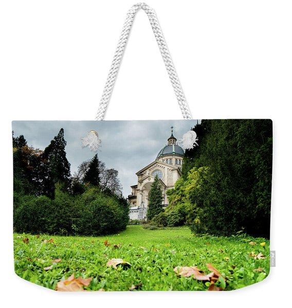 Kirche Enge Weekender Tote Bag