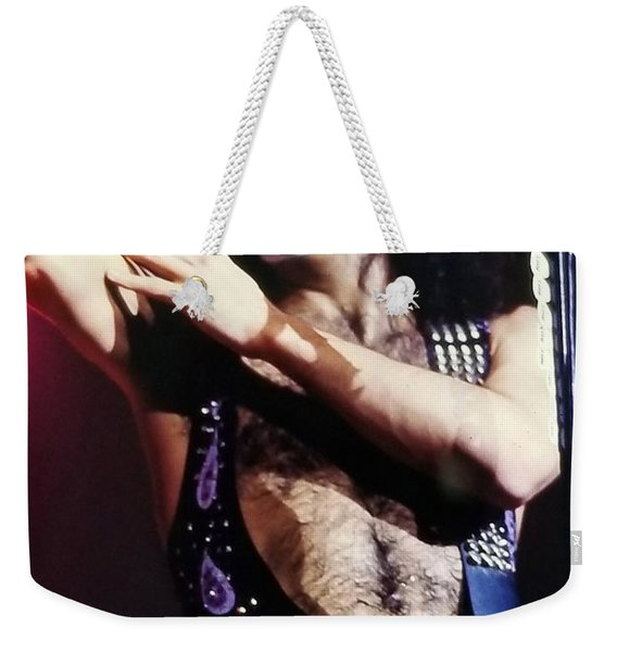 Kiss Paul 3 Weekender Tote Bag