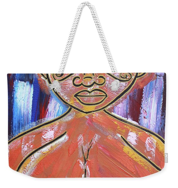 Kissed By The Sun Weekender Tote Bag