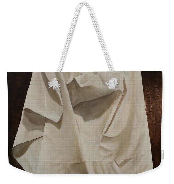 Painting Alla Rembrandt - Minimalist Still Life Study Weekender Tote Bag