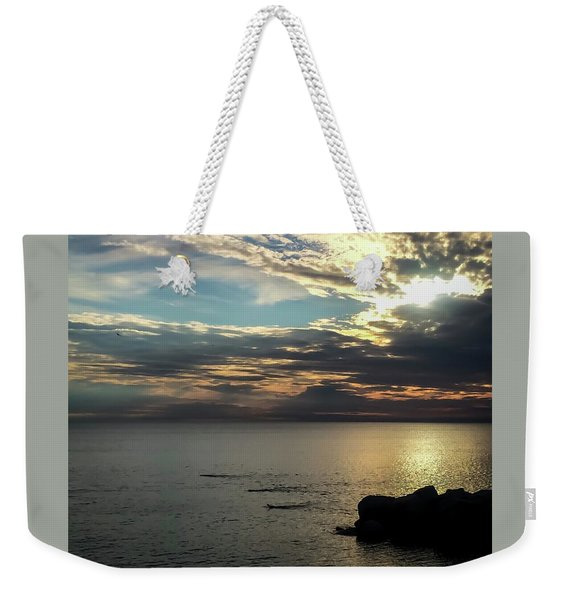 Klode Swimmers Weekender Tote Bag