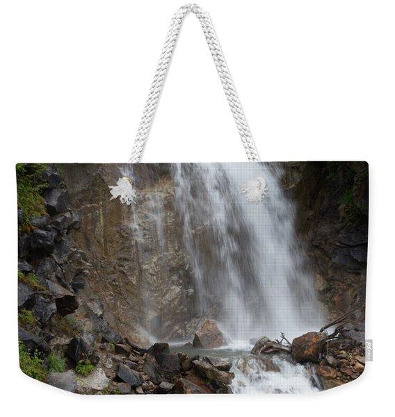 Klondike Waterfall Weekender Tote Bag