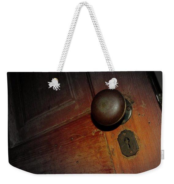 Knob Of Old Weekender Tote Bag