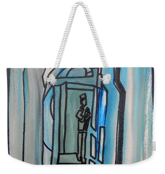 Knocking On Heaven's Door Weekender Tote Bag