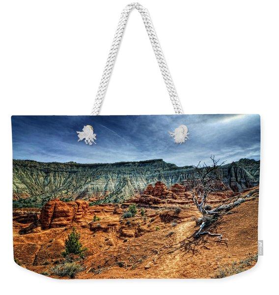 Kodachrome Basin Afternoon Weekender Tote Bag