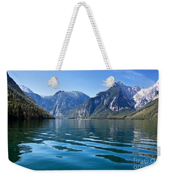 Koenigssee Weekender Tote Bag