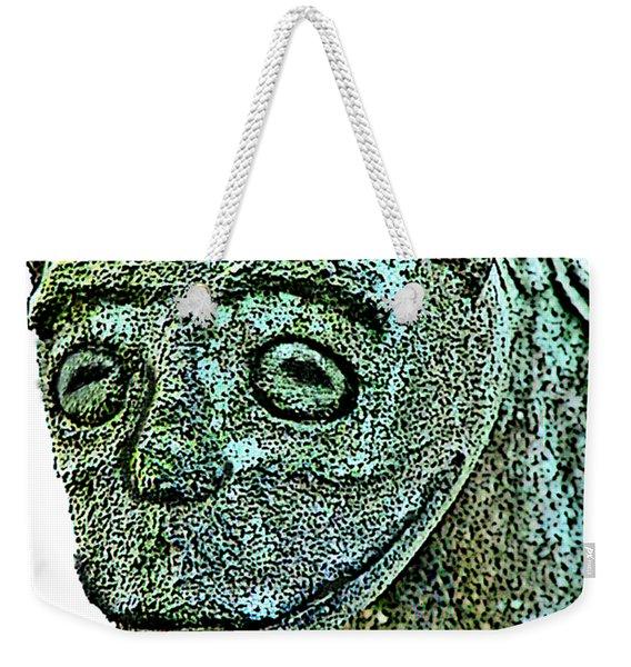 Komainu03 Weekender Tote Bag