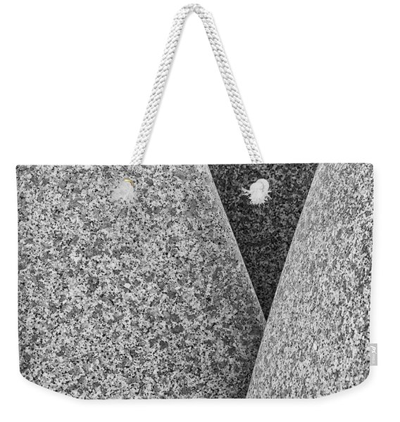 Kontinuitat By Max Bill. Weekender Tote Bag