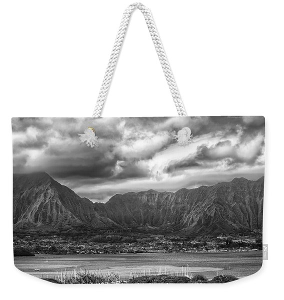 Ko'olau And H-3 Weekender Tote Bag