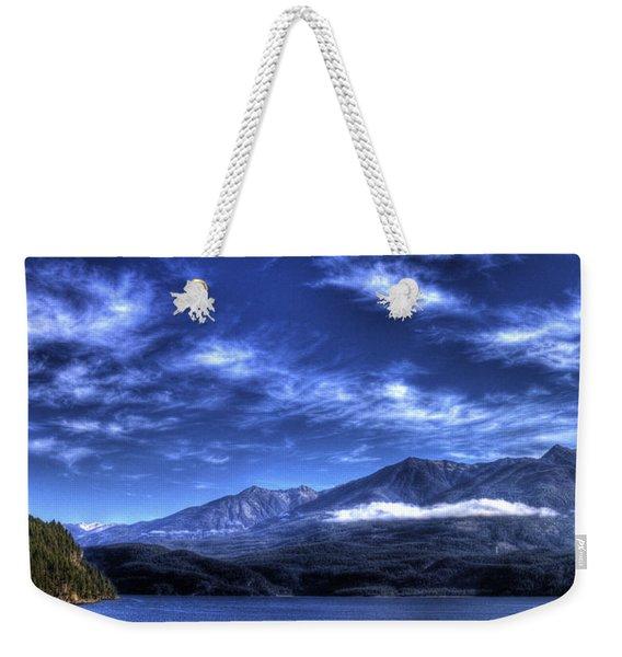 Kootenai Lake From Kaslo Weekender Tote Bag