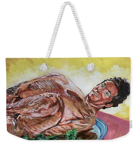 Kramer Turkey Weekender Tote Bag