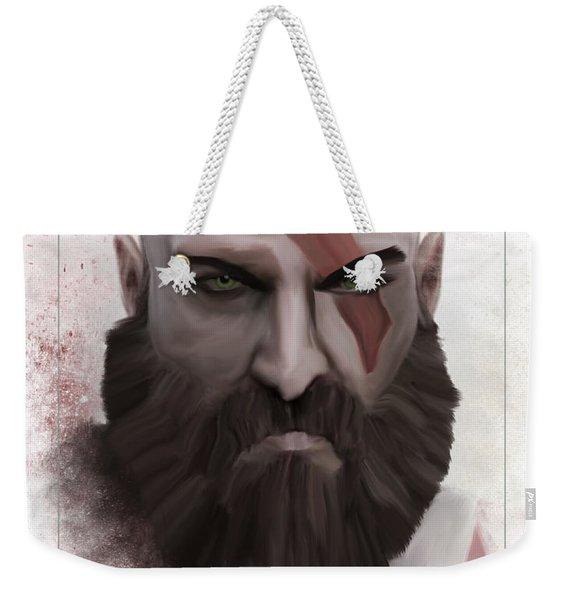 Kratos Weekender Tote Bag