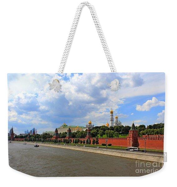 Kremlin Weekender Tote Bag
