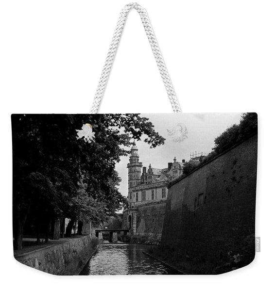 Kronborg Castle Is Hamlets Castle Weekender Tote Bag