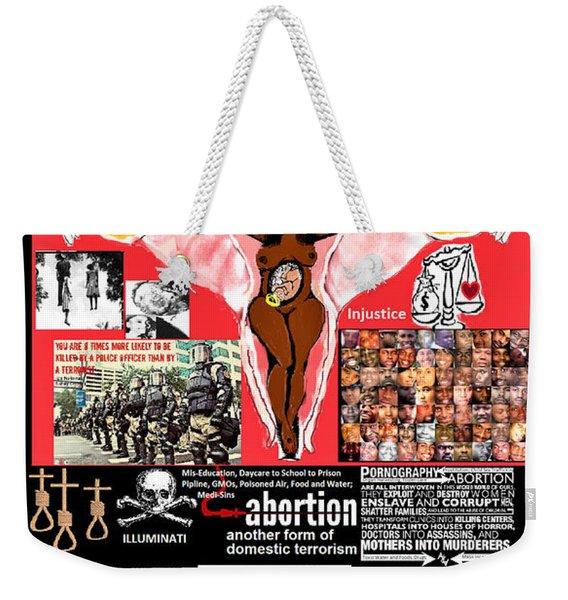 Krst Child Weekender Tote Bag