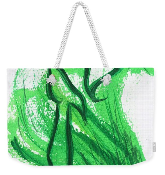 Kuf In The Reeds Weekender Tote Bag