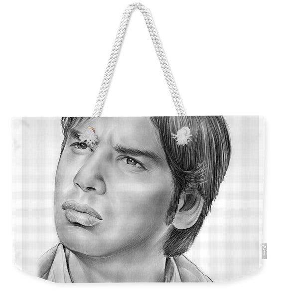 Kunal Nayyar Weekender Tote Bag