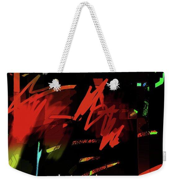 Kurt Vonnegut Poster  Weekender Tote Bag