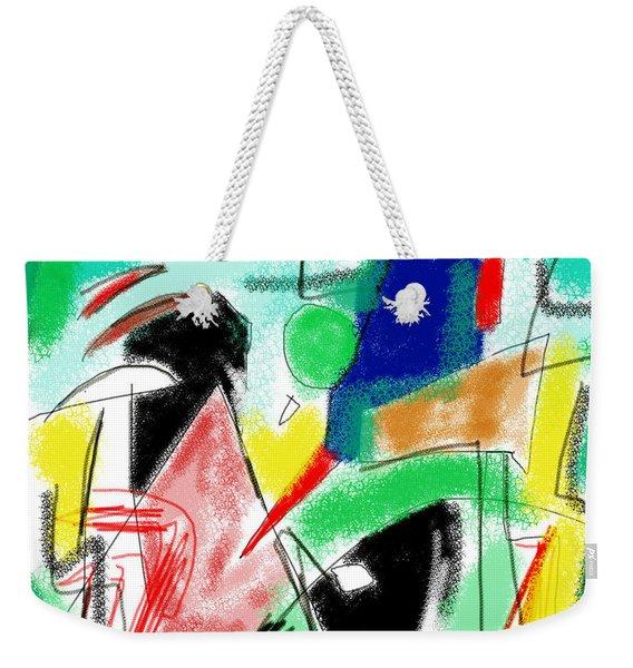 Kurtz's Domain Weekender Tote Bag