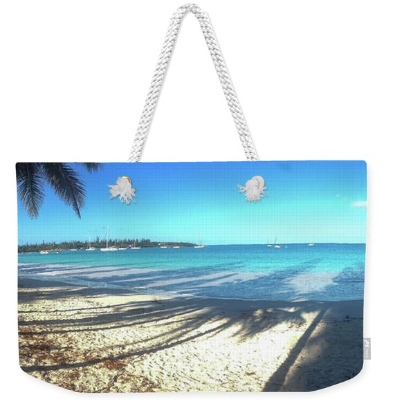 Kuto Bay Morning Weekender Tote Bag