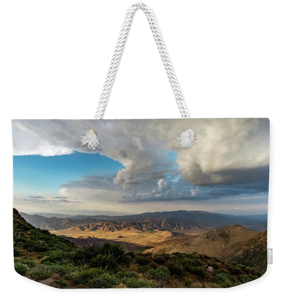 Kwaaymii Point Monsoon Weekender Tote Bag