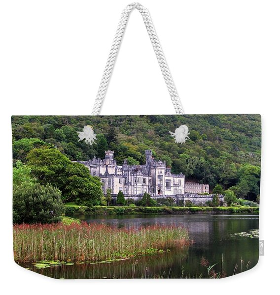 Kylemore Abbey, County Galway, Weekender Tote Bag