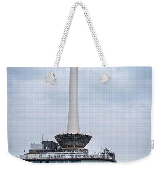 Kyoto Tower, Japan Weekender Tote Bag