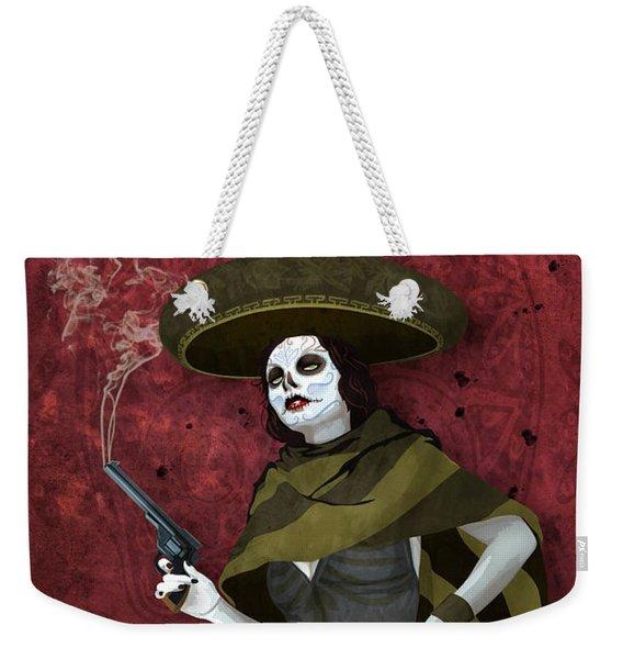 La Bandida Muerta Weekender Tote Bag