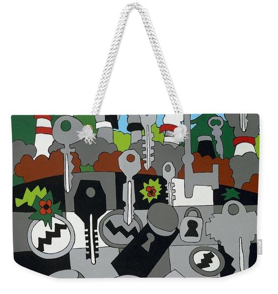 La Basin Weekender Tote Bag