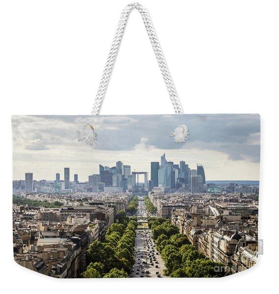 La Defense Paris Weekender Tote Bag