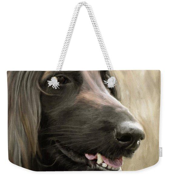 La Diva Weekender Tote Bag