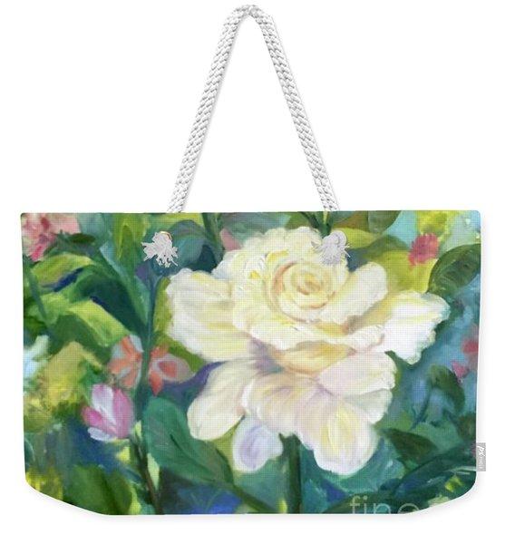 La Jolla Garden Weekender Tote Bag
