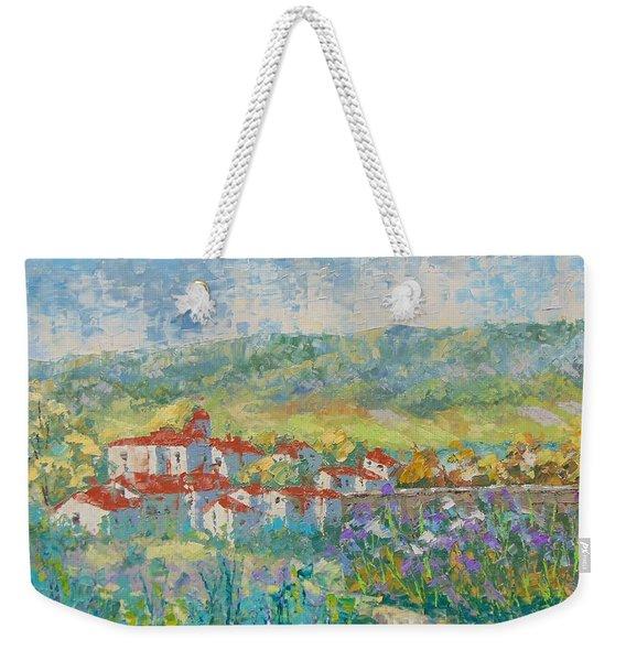 La Laviniere Provence Weekender Tote Bag