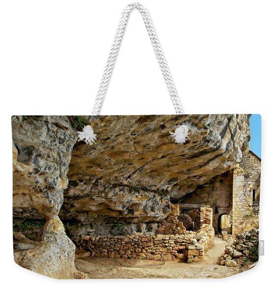 La Madeleine Ruins Weekender Tote Bag