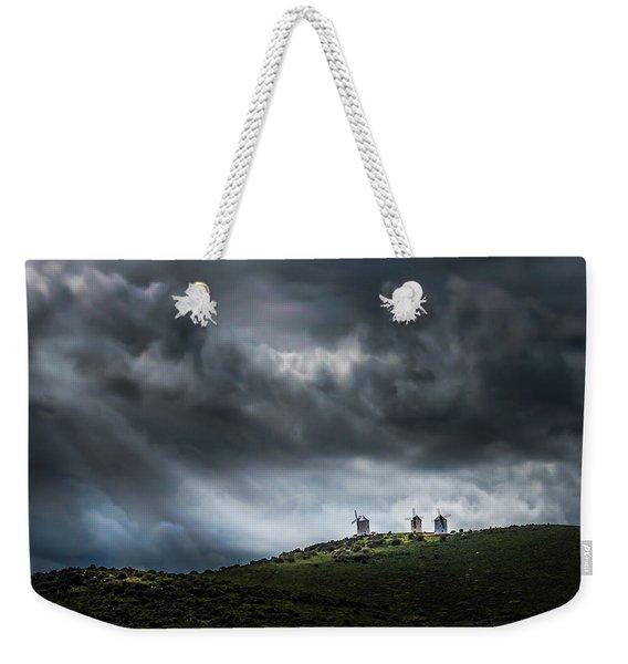 La Mancha Spain Weekender Tote Bag