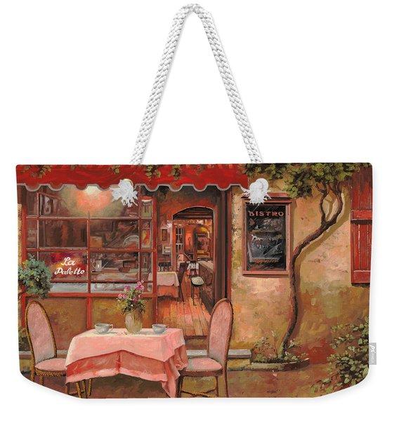 La Palette Weekender Tote Bag