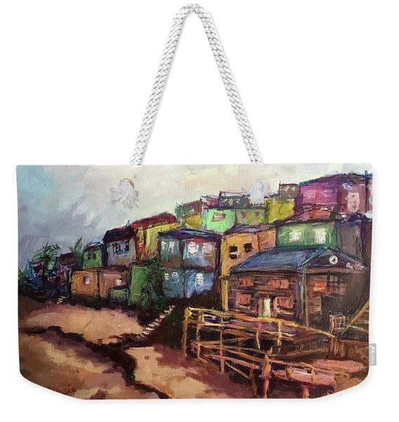 La Perla De Puerto Rico Weekender Tote Bag
