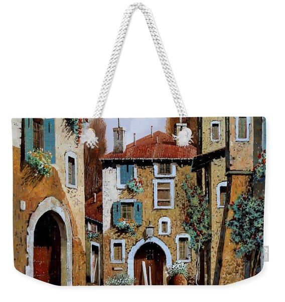 La Piazzetta Weekender Tote Bag