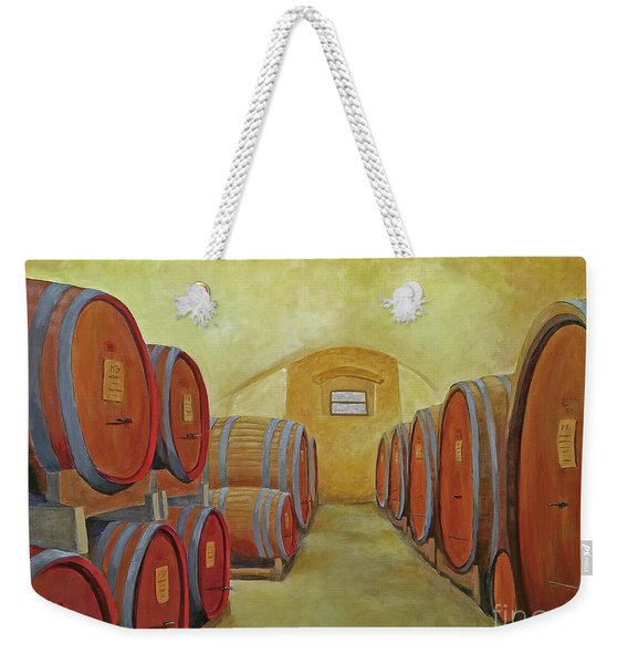 La Reserve De Montagliari  Weekender Tote Bag