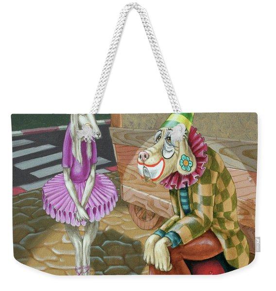 La Strada Weekender Tote Bag