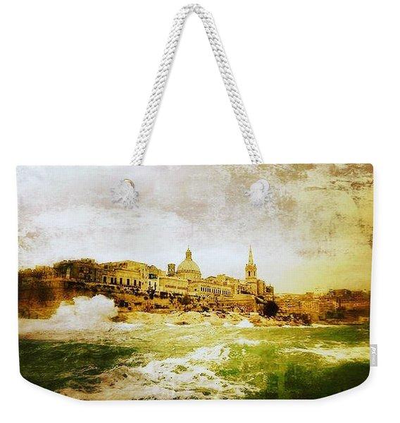 La Valletta Weekender Tote Bag