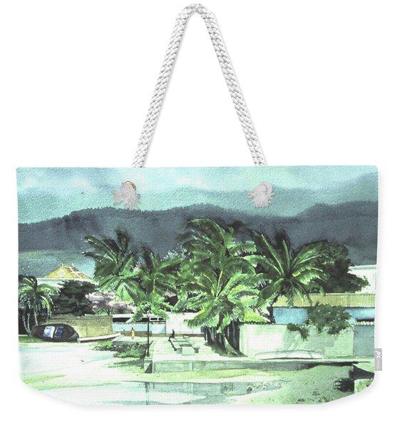 La Vela Weekender Tote Bag