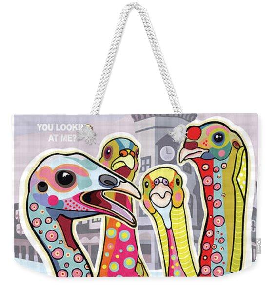 Ladies' Day Out Weekender Tote Bag