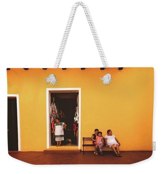 Ladies In Valladolid Weekender Tote Bag
