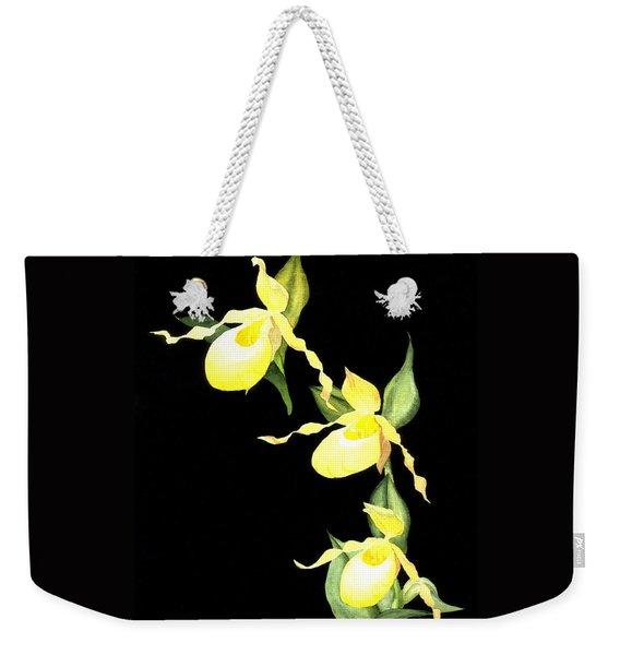 Ladies Trio Weekender Tote Bag