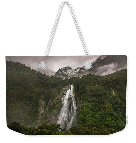 Lady Bowen Falls Weekender Tote Bag