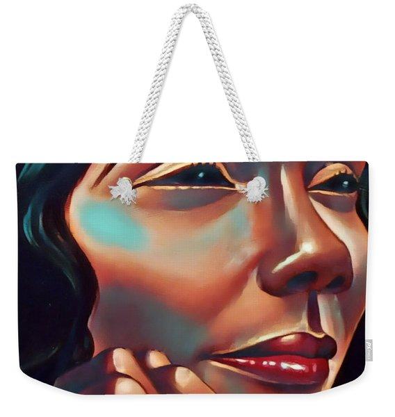 Lady Coretta Weekender Tote Bag